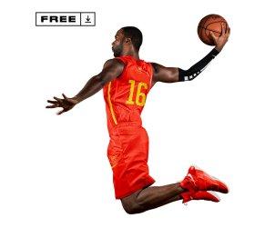 Basketball Player Wear Mockup