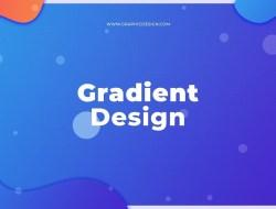Create Gradient Background in Photoshop