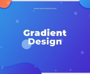Create Gradient Background in Photoshop