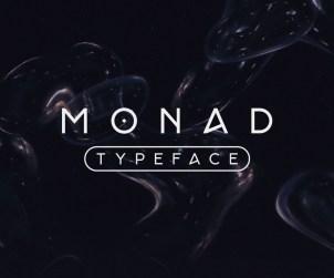 Monad Sans Serif Font