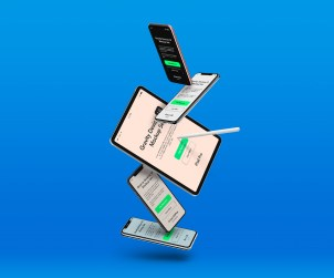 Gravity Apple Devices Mockup