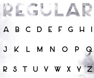 Salt Free Font
