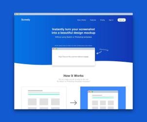 Generate Beautiful Mockups