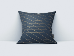 Free Square Pillow Mockup