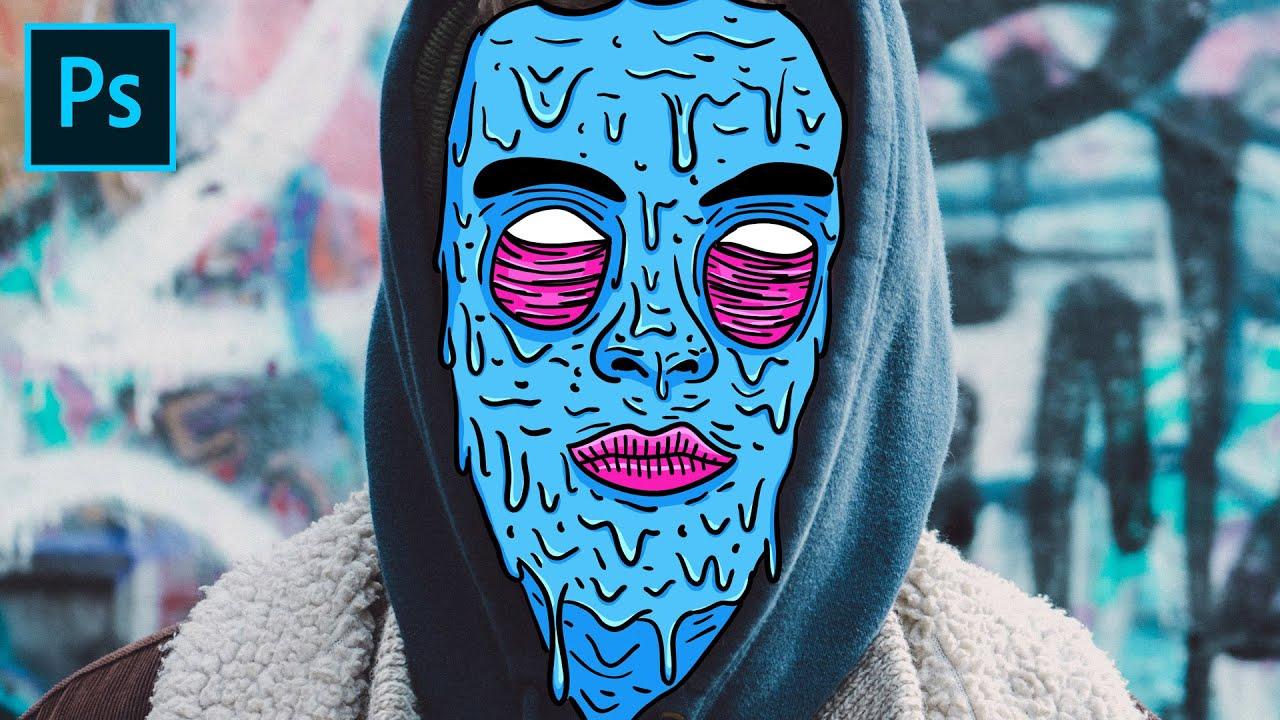 Grime Art Photoshop Tutorial