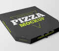 2 Free Pizza Box Mockups