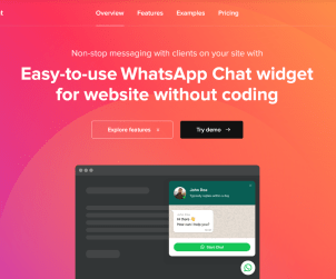 Add WhatsApp Chat To Your Website