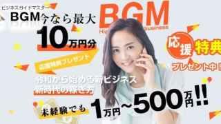BGM ビギネスガイドマスター