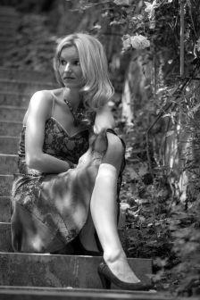 Foto: Wolfgang Fricke | Model: Svenja | aus einem Shooting bei Schloß Landsberg