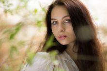 Foto: Wolfgang Fricke | Model: Alexandra | aus einem Porträt-Shooting am Rhein