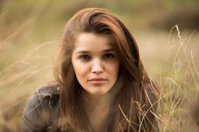 Foto: Wolfgang Fricke   Model: Esra   aus einem Porträt-Shooting im Freien
