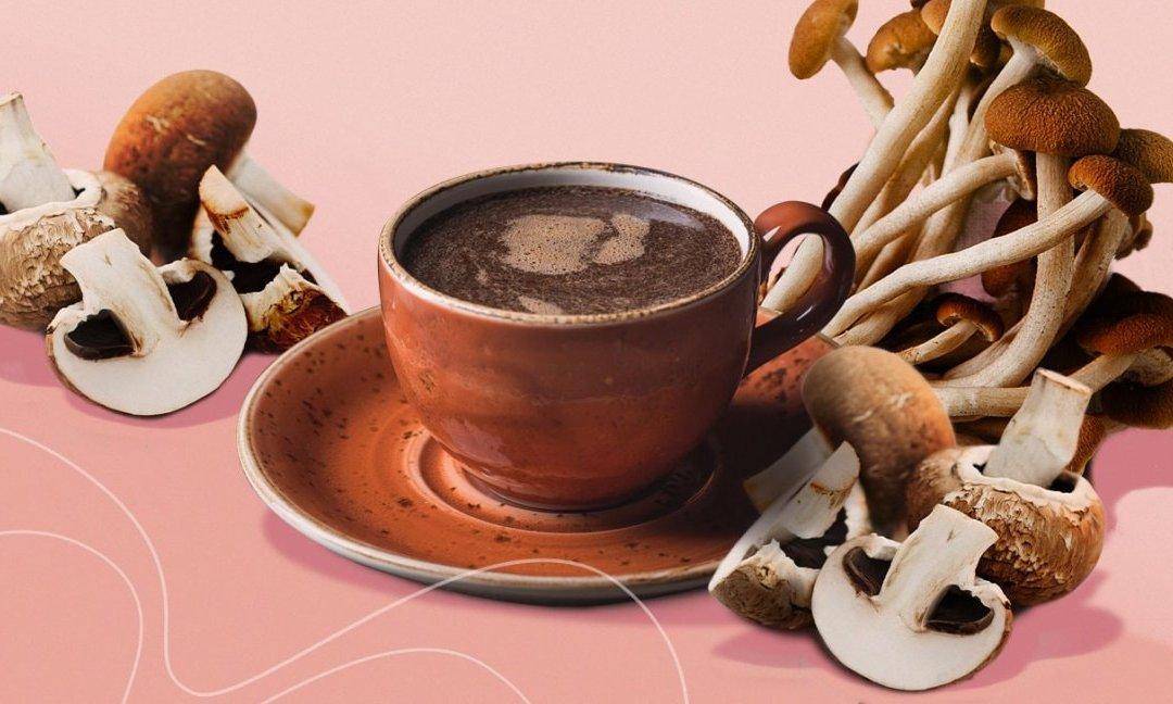 Mushroom coffee: Good or Bad ? Best way to Consume