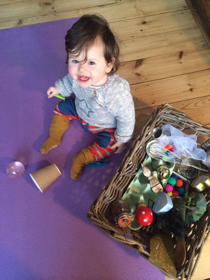 Montessori heuristic play
