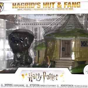 Hagrid's Hut & Fang