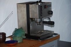 Kaffemackapär nummer ett...bra grej det där