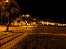 Horta at night.