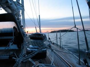 The Finnish archipelago in sight!