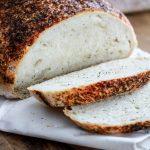 Grytbröd med Parmesan