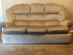 sofa bed second hand bristol kensington reviews furniture for sale in iron acton friday ad 2 and 3 seater with recliner