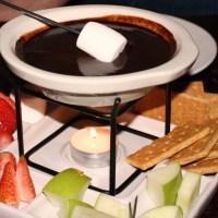 შოკოლადის ფონდიუ