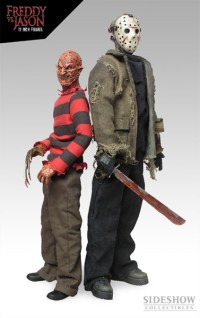 Friday the 13th Figures: FvsJ Jason Voorhees from Sideshow ...