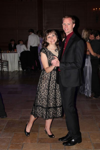 Valentine's Day Ball- Our Most Romantic Date Yet