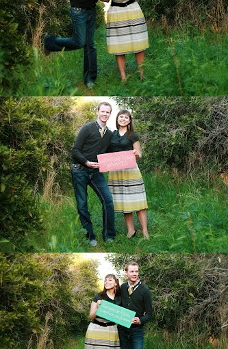 Anniversary Pictures- Documenting the Year