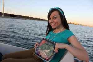 Paddle Boat Picnic Tempe Town Lake