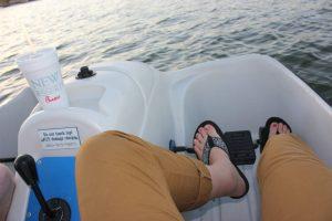 Pedal Boat Rental Tempe Town Lake