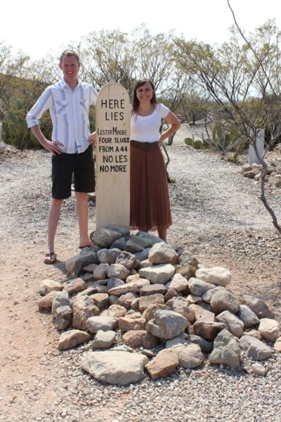 Tombstone, AZ: Part 2- Boothill Cemetery