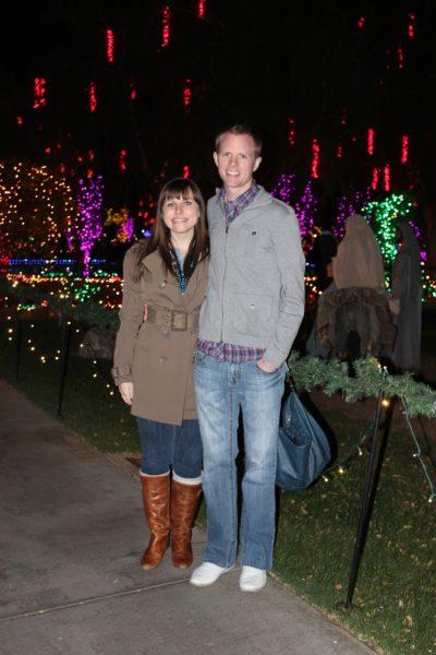 Temple Lights Date