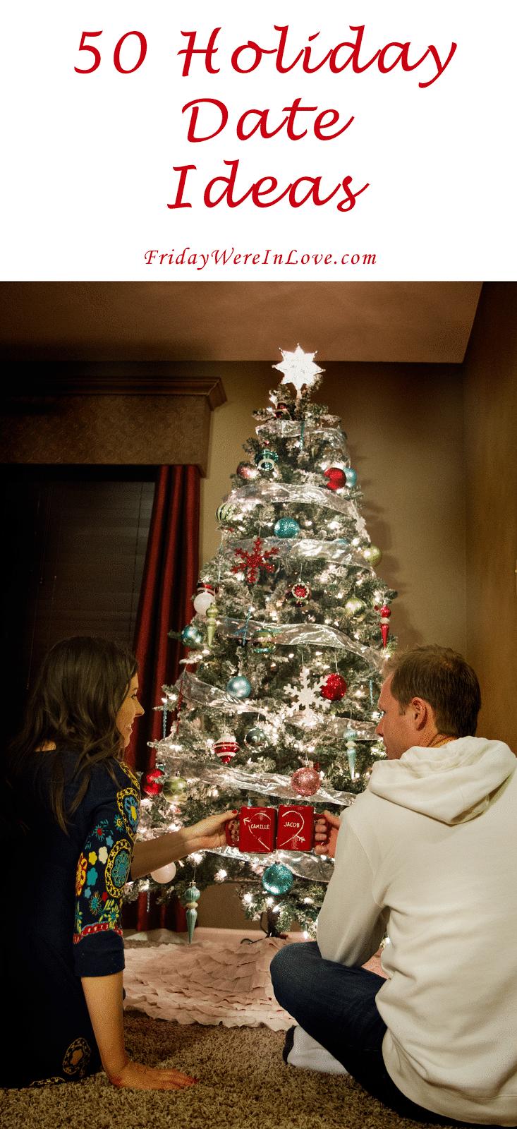 Christmas Date Night