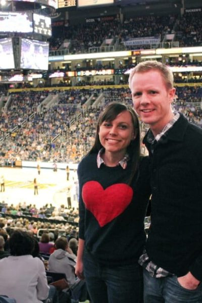 NBA Game: A Childhood Love Rekindled