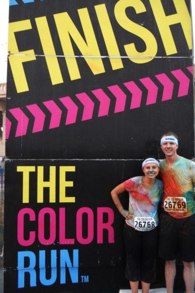 The Color Run Race Date
