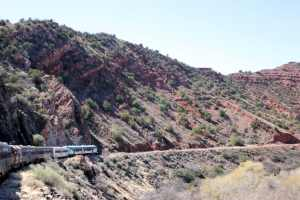 ARizona Railroad Tour and train rides