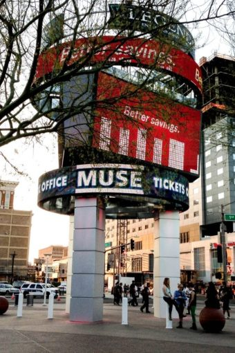 Muse: The 2nd Law Concert