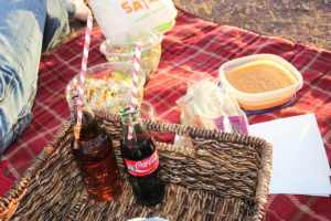 Romantic Picnic Date Food Ideas