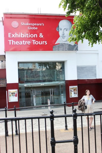 London Day 3: Globe Theatre and The Tempest