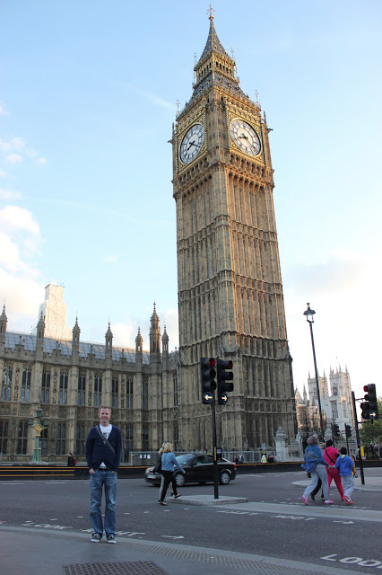 Scenic London Walk