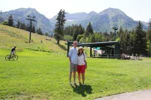 Sundance Ski Resort Scenic Lift