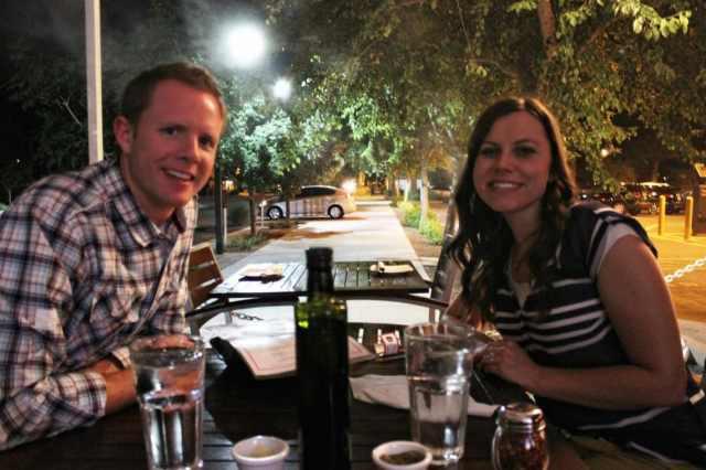 Romantic Restaurants in Phoenix: Italian Pizzeria