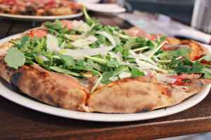 Best Pizza at Pomo Pizzeria