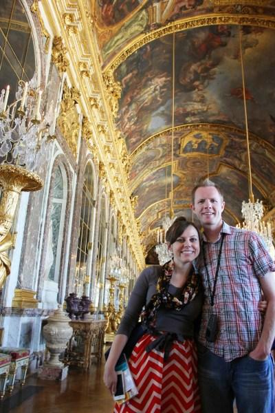 Versailles France Palace Tour