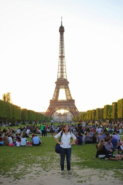 Bloggers in Paris