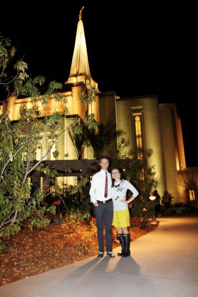 Gilbert Arizona Temple Tour