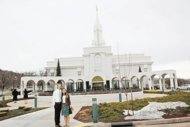 Bountiftul LDS Temple