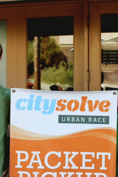 The Amazing Race: Our City Solve Urban Race
