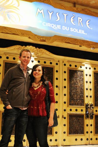 Las Vegas Getaway: Cirque Du Soleil Mystere Show