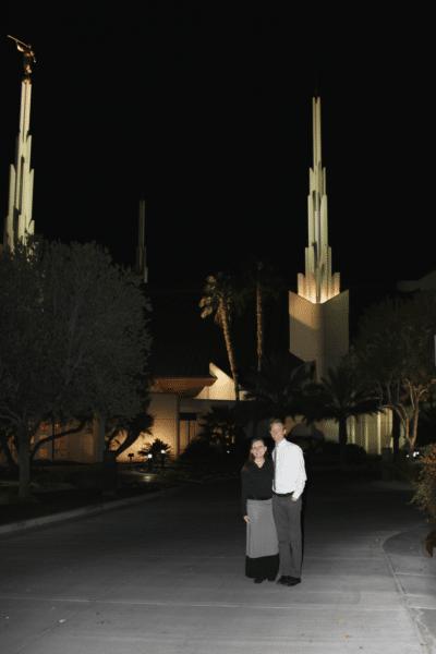 Las Vegas Getaway: Las Vegas Temple