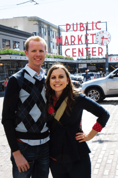 Seattle Getaway: Pike Place Market